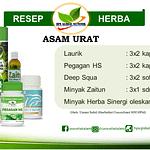 Jual Resep Herba Asam Urat HNI HPAI di Bandung, WA : 082216902775