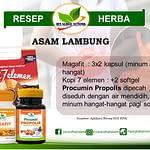Jual Resep Herba Asam lambung HNI HPAI di Bandung, WA : 082216902775