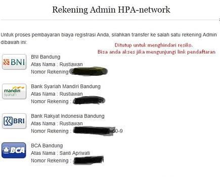 Cara Mendaftar Menjadi Agen HNI HPAI di hpa-network.com9