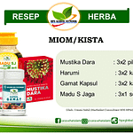 Jual Resep Herbal Kista di Medan – Halal dan Ampuh Tanpa Operasi